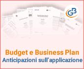 Budget e Business Plan: anticipazioni sull'applicazione